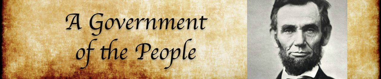 A Government of the People